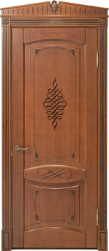 "Door solid oak ""Venice decor"""
