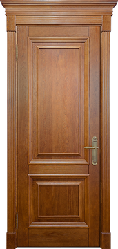 "Door solid oak ""Ekaterina"""